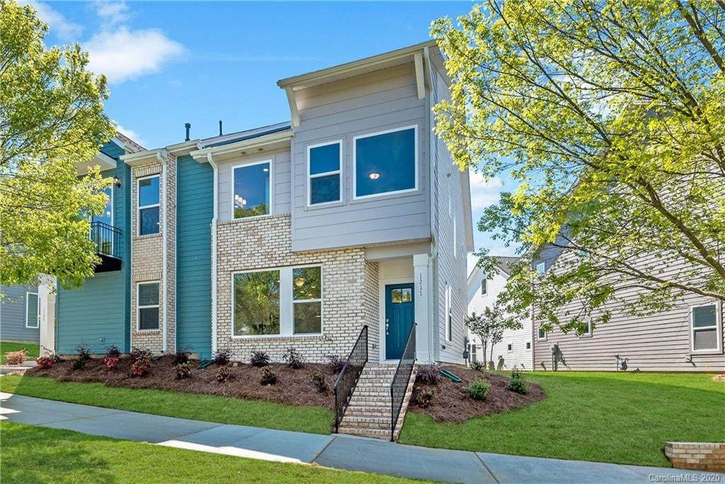 1211 Kohler Avenue, Charlotte, NC 28206 (#3576454) :: High Performance Real Estate Advisors