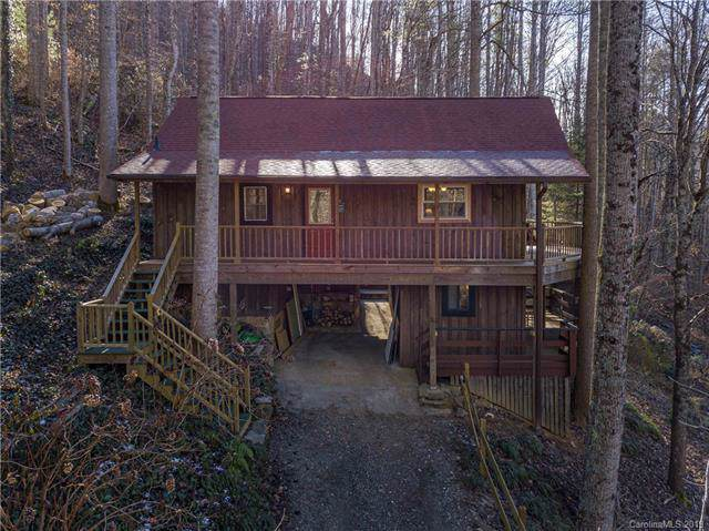154 Timberside Drive, Mars Hill, NC 28754 (#3576570) :: Carlyle Properties