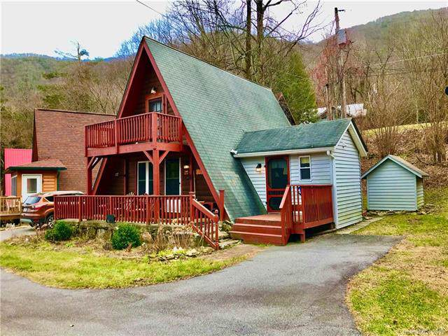 56 Chateau Lane, Maggie Valley, NC 28751 (#3576592) :: Keller Williams Professionals