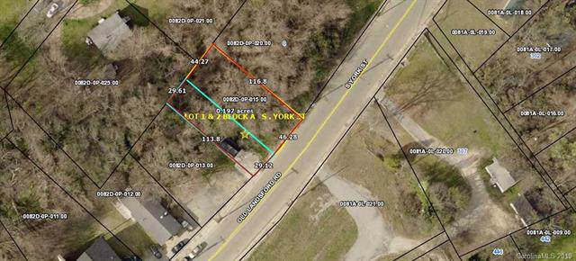 00 York Street, Lancaster, SC 29720 (#3576619) :: MOVE Asheville Realty