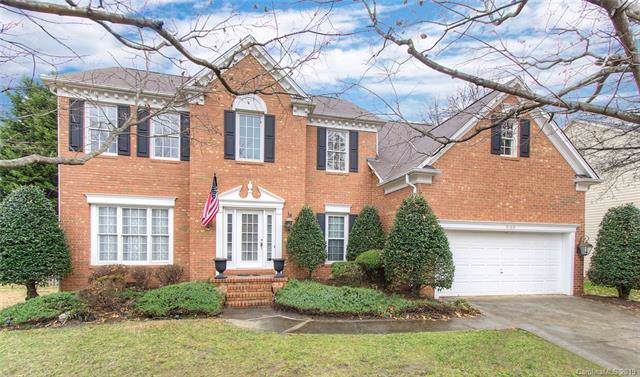 5103 Fairvista Drive, Charlotte, NC 28269 (#3576651) :: Odell Realty