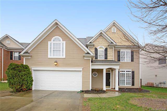 16002 Prescott Hill Avenue, Charlotte, NC 28277 (#3576843) :: Stephen Cooley Real Estate Group
