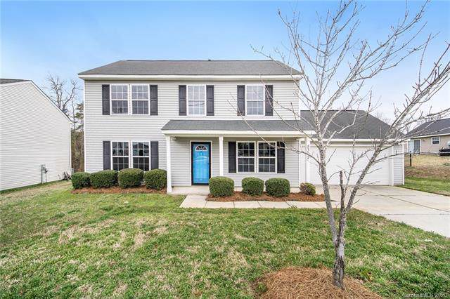 5302 Tucker Phillips Drive, Wingate, NC 28174 (#3576941) :: Stephen Cooley Real Estate Group