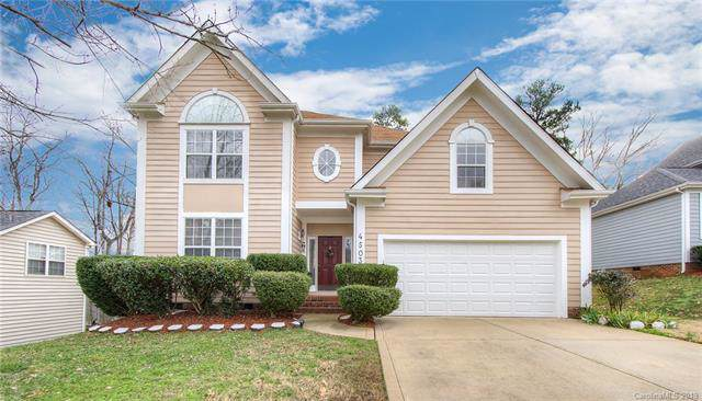4503 Lenox Hill Place, Charlotte, NC 28269 (#3576972) :: Stephen Cooley Real Estate Group