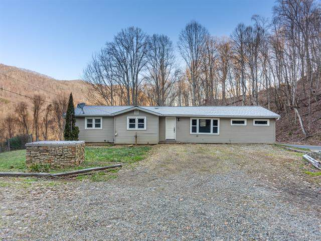 1731 Newfound Road, Leicester, NC 28748 (#3576996) :: Rinehart Realty