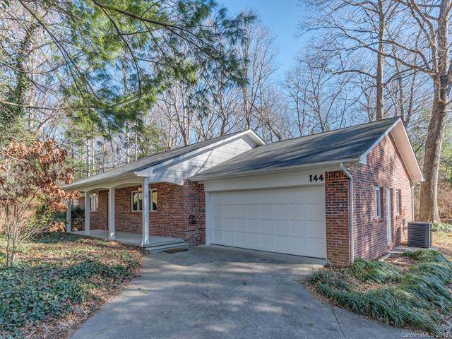 144 Burge Mountain Road, Hendersonville, NC 28792 (#3577062) :: Keller Williams Professionals