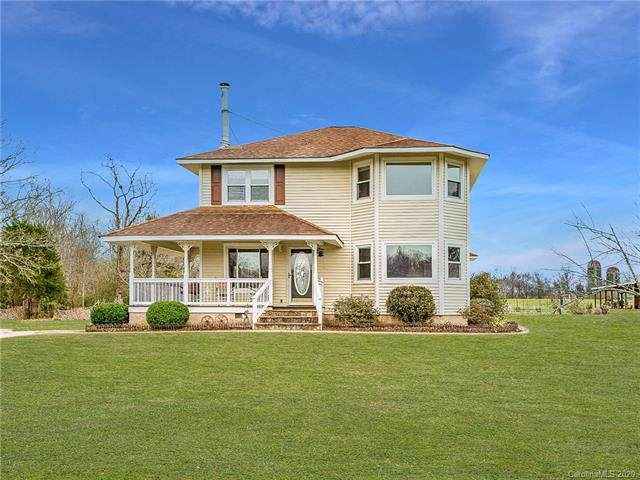 208 Clontz Long Road, Monroe, NC 28110 (#3577122) :: Carlyle Properties