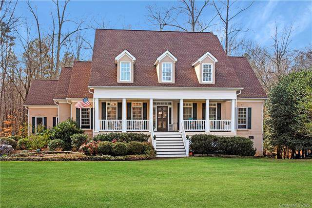 4764 Homestead Place, Matthews, NC 28104 (#3577218) :: High Performance Real Estate Advisors
