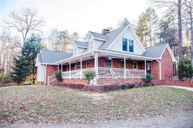936 Chief Thomas Road, Harmony, NC 28634 (#3577431) :: Rinehart Realty
