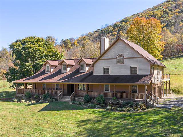 97 Circle E Ranch Road, Burnsville, NC 28714 (#3577552) :: Rinehart Realty