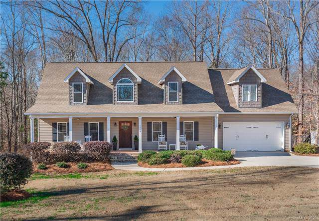 1026 Brevard Place Road, Iron Station, NC 28080 (#3577579) :: TeamHeidi®