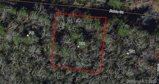 750 Zelda Court #70, Hendersonville, NC 28792 (#3577633) :: BluAxis Realty