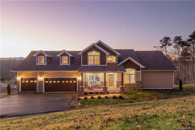 106 Saddle Ridge Drive, Alexander, NC 28701 (#3577648) :: Exit Realty Vistas
