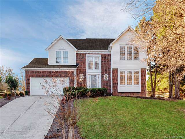 8725 Barrister Way, Charlotte, NC 28216 (#3577678) :: The Ramsey Group