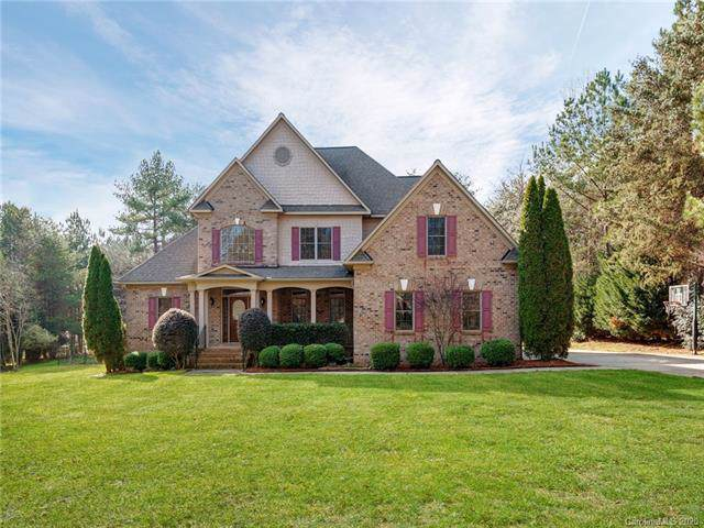 105 Wolf Hill Drive, Mooresville, NC 28117 (#3577679) :: Carolina Real Estate Experts