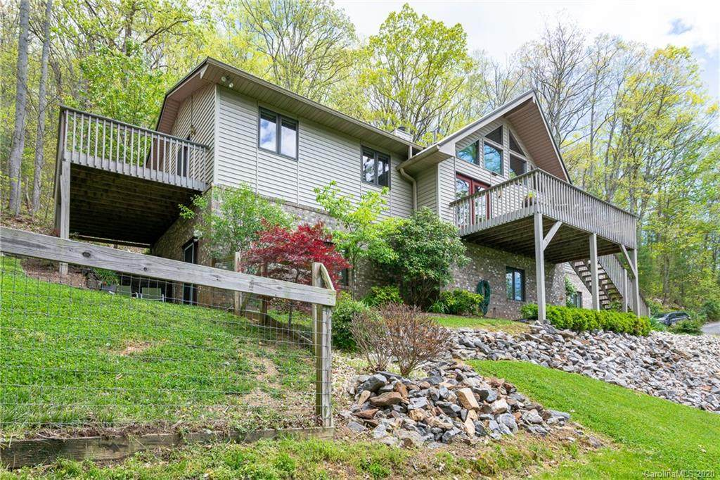 55 Shady Ridge Lane, Asheville, NC 28805 (#3578092) :: Keller Williams Professionals
