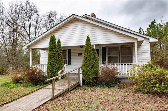 321 Stoney Fork Church Road, Mount Gilead, NC 27306 (#3578147) :: Premier Realty NC