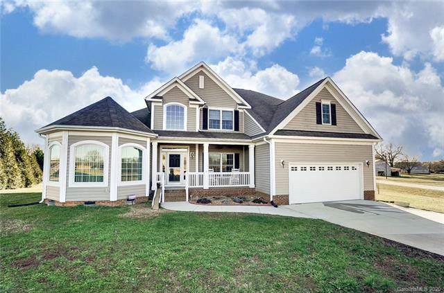 1045 Cardinal Ridge Lane, Mooresville, NC 28115 (#3578211) :: Odell Realty