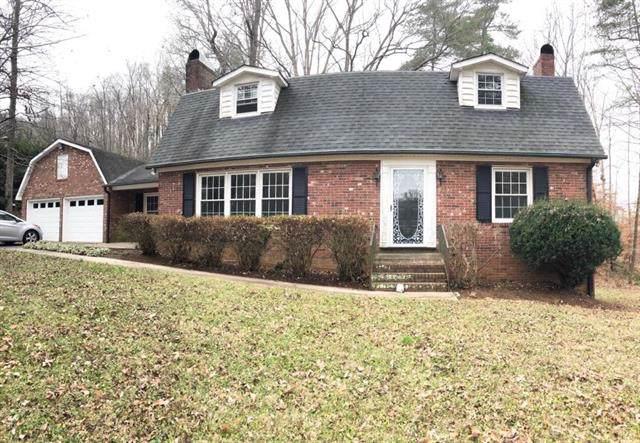 1111 Laurelwood Place, Lenoir, NC 28645 (#3578268) :: Homes Charlotte