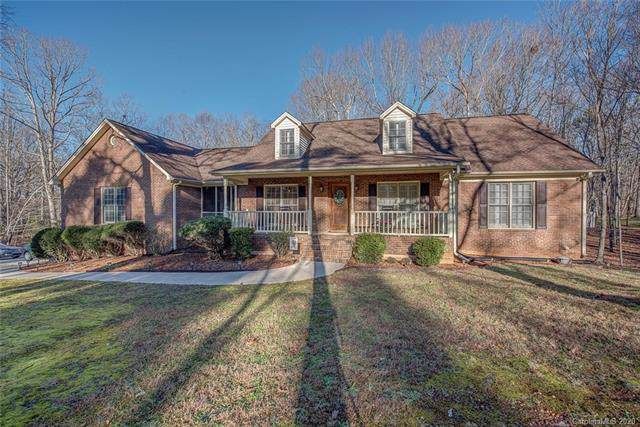 4613 King Crowder Drive, Gastonia, NC 28052 (#3578466) :: LePage Johnson Realty Group, LLC
