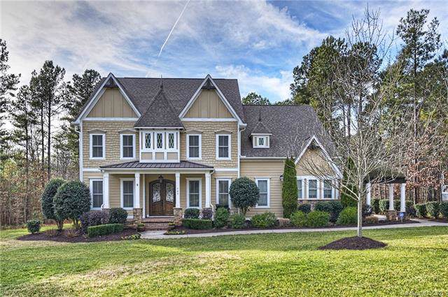107 Willow Bend Court, Mooresville, NC 28117 (#3578488) :: LePage Johnson Realty Group, LLC