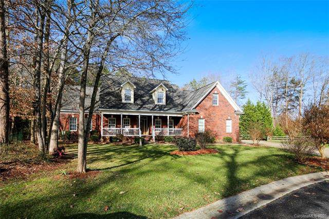 5287 Hickory Knoll Lane, Mount Holly, NC 28120 (#3578510) :: MartinGroup Properties