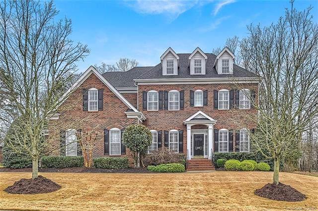 610 Castlestone Lane, Matthews, NC 28104 (#3578613) :: Stephen Cooley Real Estate Group