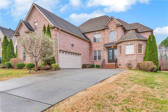 11815 Churchfield Lane, Charlotte, NC 28277 (#3578656) :: Stephen Cooley Real Estate Group