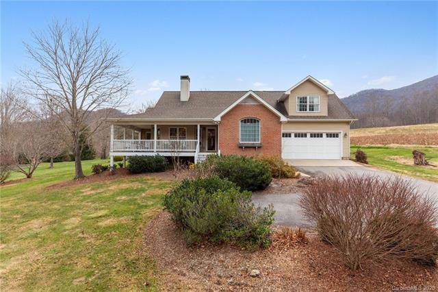 2304 Crymes Cove Road, Waynesville, NC 28786 (MLS #3578735) :: RE/MAX Journey