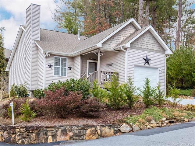 497 Toms Hill Drive, Hendersonville, NC 28739 (#3578756) :: Keller Williams Professionals