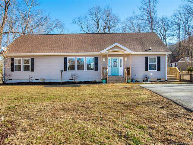 282 Goodview Drive, Hendersonville, NC 28792 (#3578788) :: Robert Greene Real Estate, Inc.
