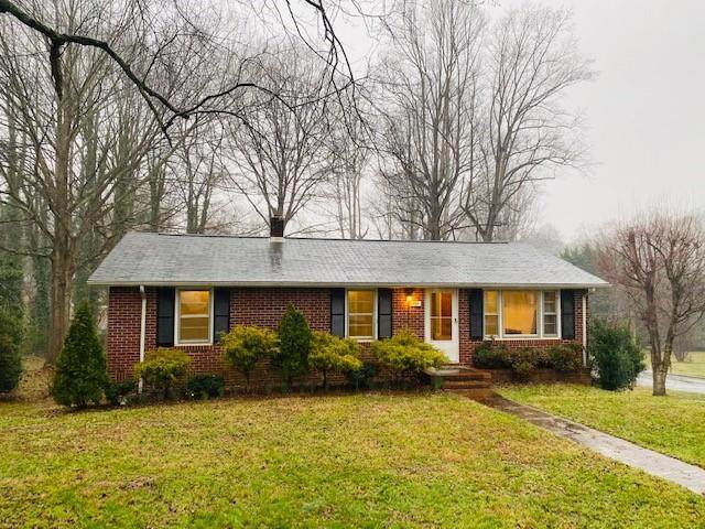 844 Crestway Drive, Newton, NC 28658 (#3578796) :: Zanthia Hastings Team