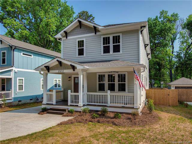 3022 Columbus Circle, Charlotte, NC 28208 (#3578922) :: Stephen Cooley Real Estate Group