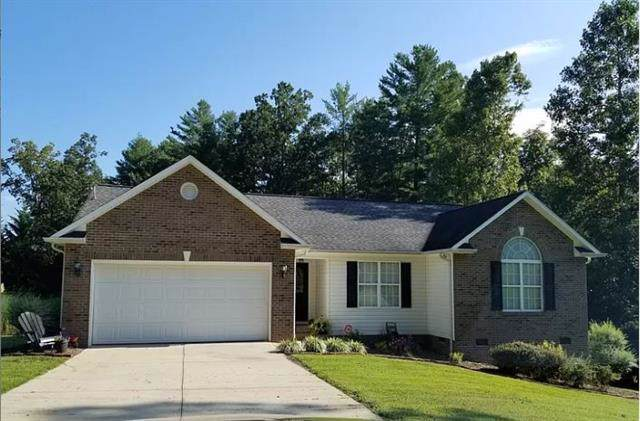 85 Heritage Creek Drive, Hickory, NC 28601 (#3579046) :: Stephen Cooley Real Estate Group