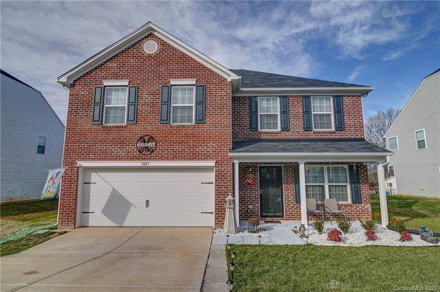 5027 Ashley Place Drive, Bessemer City, NC 28016 (#3579049) :: Stephen Cooley Real Estate Group