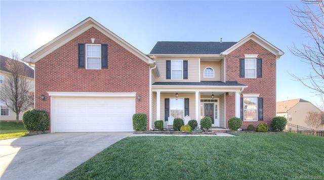2002 Blessing Drive, Indian Trail, NC 28079 (#3579112) :: RE/MAX RESULTS