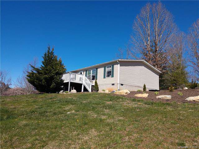 25 Climbing View Lane, Weaverville, NC 28787 (#3579136) :: Stephen Cooley Real Estate Group