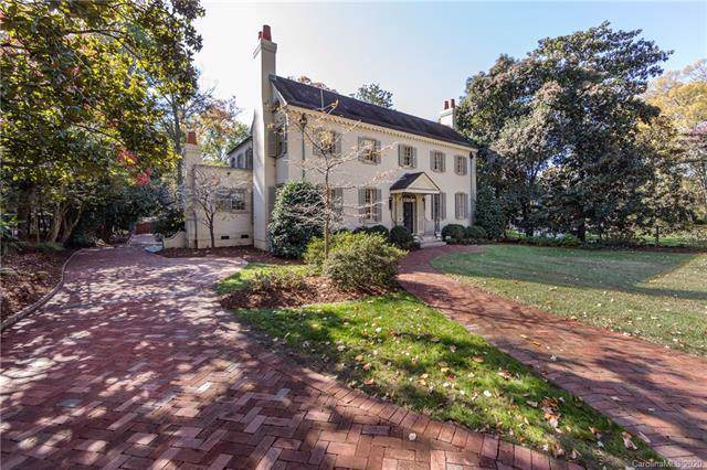 2208 Sherwood Avenue, Charlotte, NC 28207 (#3579142) :: LePage Johnson Realty Group, LLC