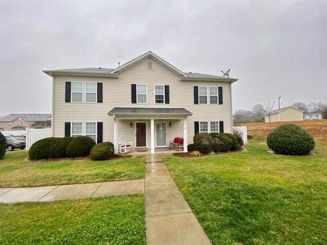408 Geoffrey Way #408, Kernersville, NC 27284 (#3579168) :: Mossy Oak Properties Land and Luxury