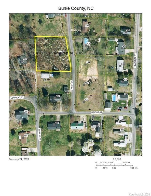 105 Reep Street, Morganton, NC 28655 (#3579183) :: Carver Pressley, REALTORS®