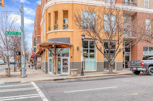 1315 East Boulevard #333, Charlotte, NC 28203 (#3579212) :: Roby Realty