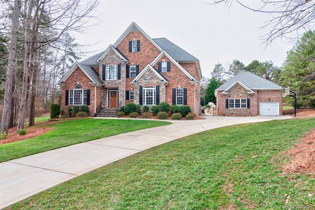 124 Elizabeth Brook Drive, Davidson, NC 28036 (#3579311) :: The Ramsey Group