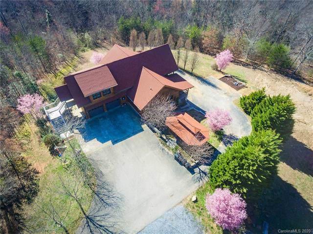 208 Birchfield Mill Loop, Nebo, NC 28761 (#3579325) :: MartinGroup Properties
