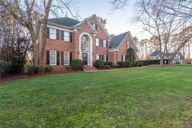 9715 St Barts Lane, Huntersville, NC 28078 (#3579343) :: Stephen Cooley Real Estate Group