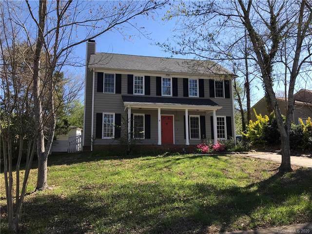 11025 Ballards Pond Lane, Matthews, NC 28105 (#3579361) :: Stephen Cooley Real Estate Group
