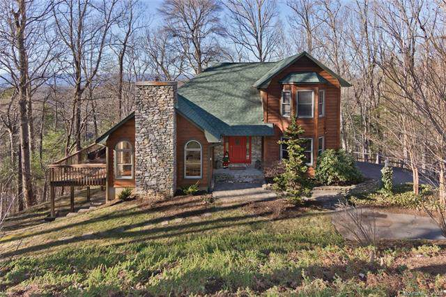 105 Sunny Ridge Road, Asheville, NC 28804 (#3579439) :: Caulder Realty and Land Co.