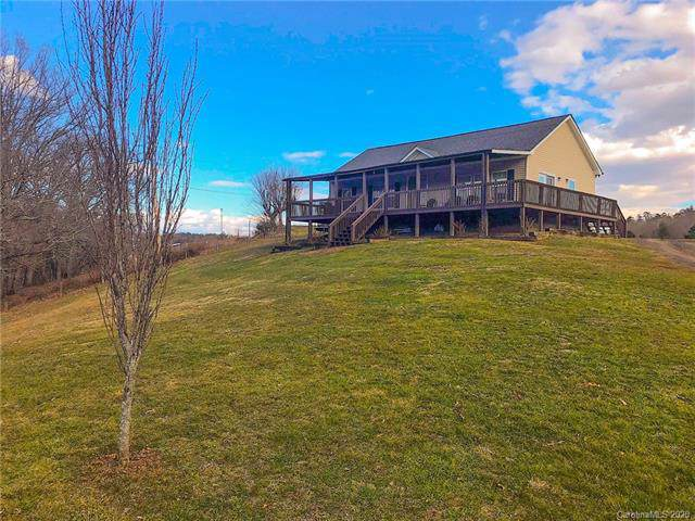 8 Worley Ridge Trail, Candler, NC 28715 (#3579476) :: LePage Johnson Realty Group, LLC