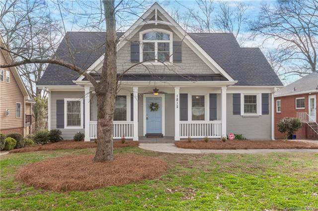 1812 Mecklenburg Avenue, Charlotte, NC 28205 (#3579483) :: Roby Realty