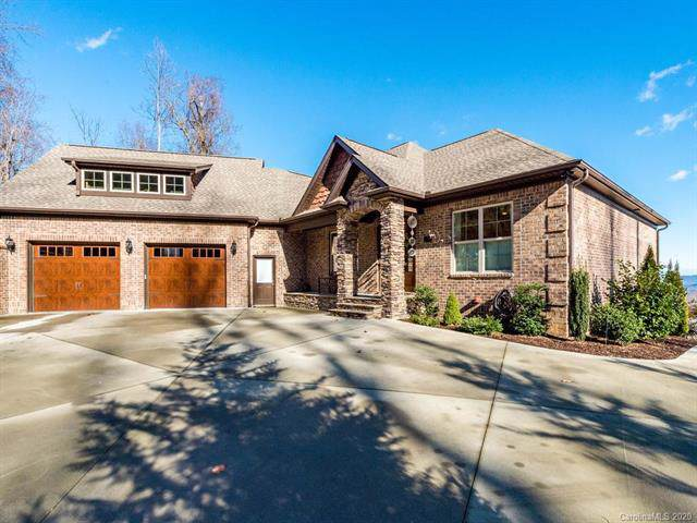 540 Falkirk Way, Zirconia, NC 28790 (#3579494) :: LePage Johnson Realty Group, LLC