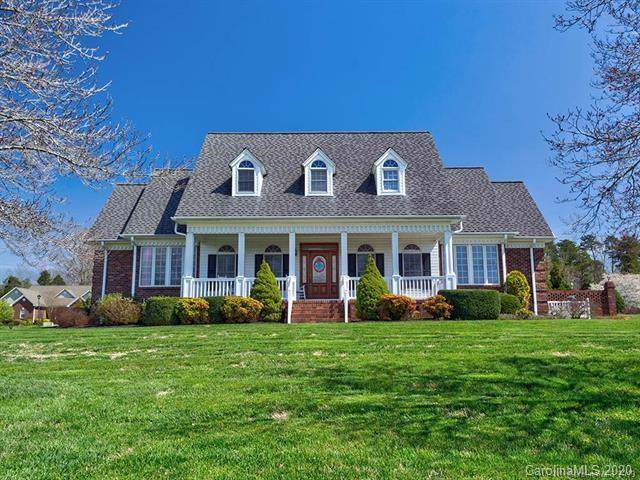 315 Huntington Ridge Drive, Rockwell, NC 28138 (#3579534) :: Carlyle Properties